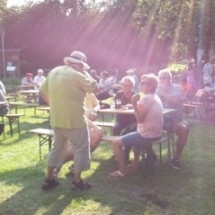 Sommerfest viele